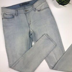 LEVI'S Demi Curve Modern Rise Skinny Jeans 12/31